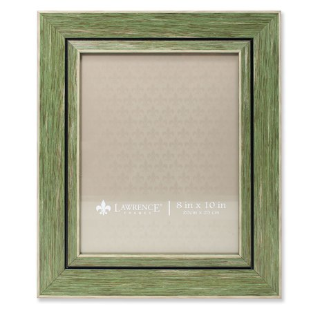 8x10 Weathered Green Decorative Picture Frame - Walmart.com