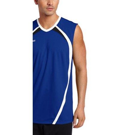 7a6c8572dc2f9 ASICS Men's Tyson Sleeveless Volleyball Jersey