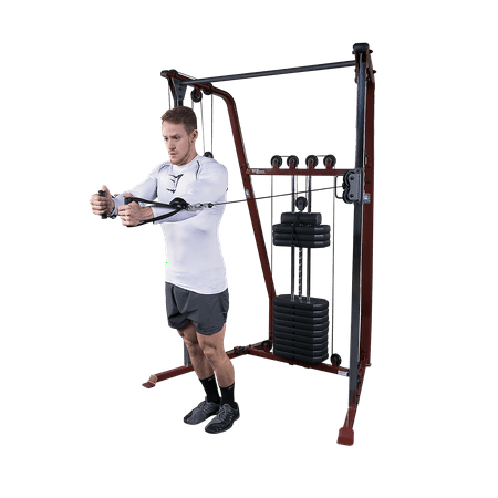 Best Fitness BFFT10 Functional Trainer (Best Inexpensive Home Gym)