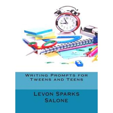 Writing Prompts for Tweens and Teens - eBook (Movies For Tweens)