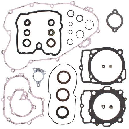 New Winderosa Gasket Set with Oil Seals for KTM 400 XC-W