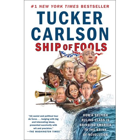 Ship of Fools : How a Selfish Ruling Class Is Bringing America to the Brink of Revolution (Paperback)
