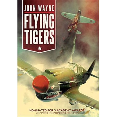 - Flying Tigers (DVD)