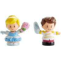 Disney Princess Cinderella & Prince Charming by Little People