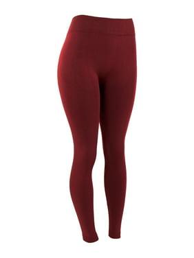 51b3d036e881d Product Image Mopas Women's Plus Size Fleece Lined Leggings