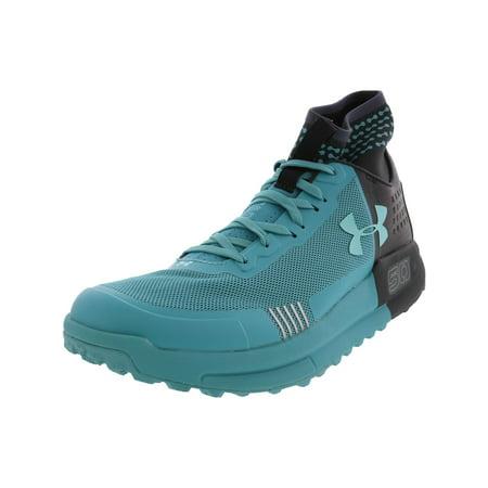 super popular 2ef13 e4a57 Under Armour Women's Horizon 50 Grey High-Top Running Shoe - 9.5M