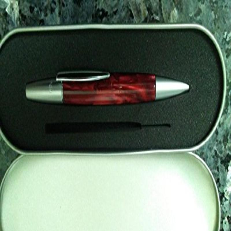 Nextpen Red Marble Ballpoint Pen (3 pens Special)