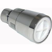 Lasco Swivel 1-Spray Fixed Showerhead