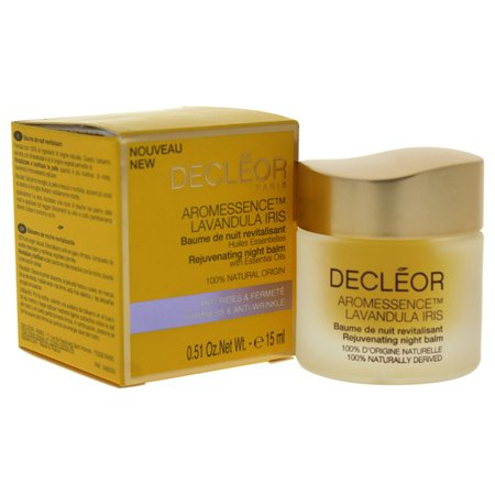 Aromessence Lavandula Iris Rejuvenating Night Balm Decleor 0.51 oz Balm For Unisex