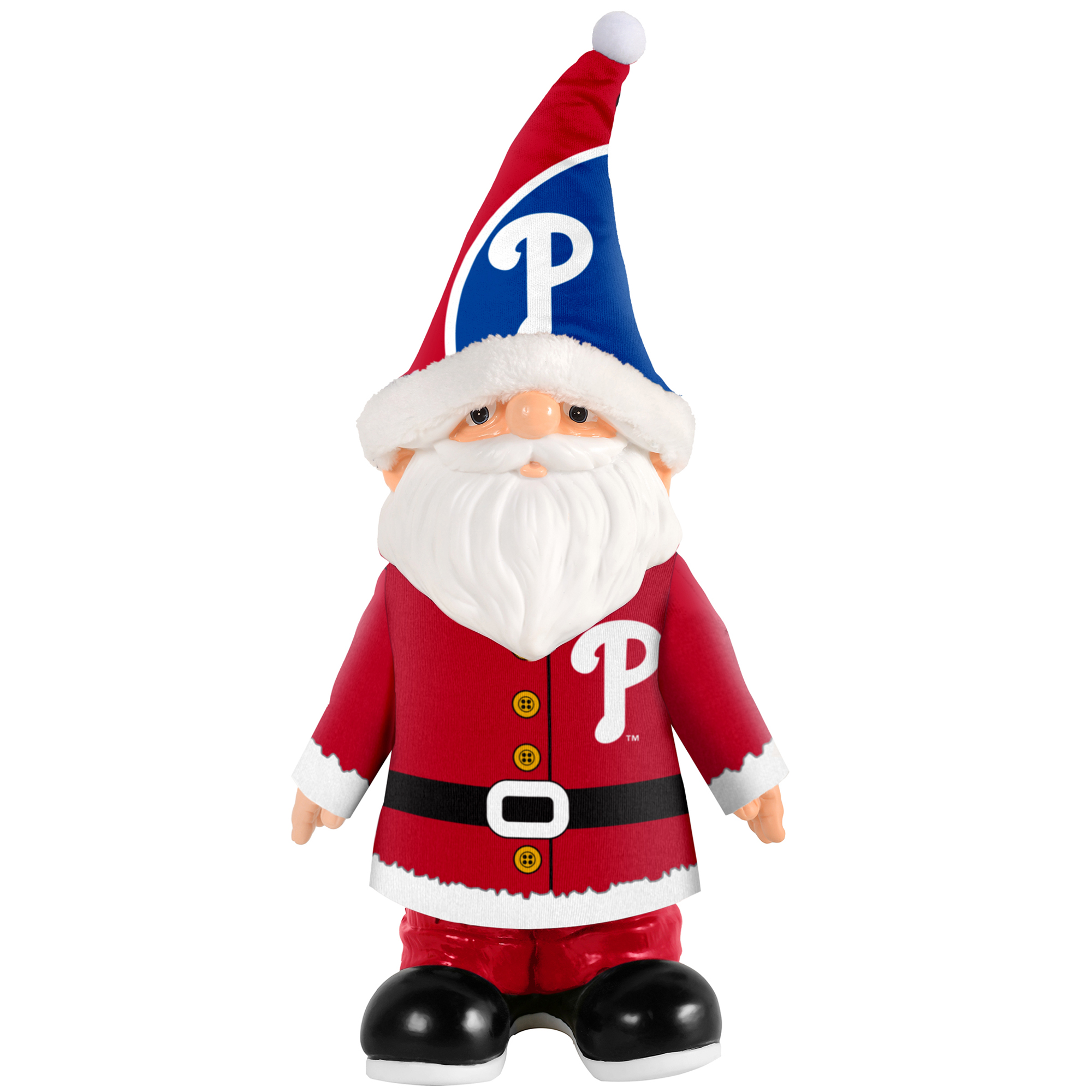 Philadelphia Phillies Santa Gnome - No Size