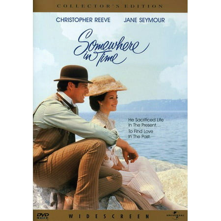 Somewhere in Time (DVD) (Jack Finney From Time To Time)