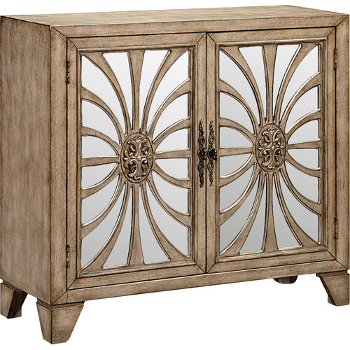 Astoria Grand Ardia 2 Door Accent Cabinet