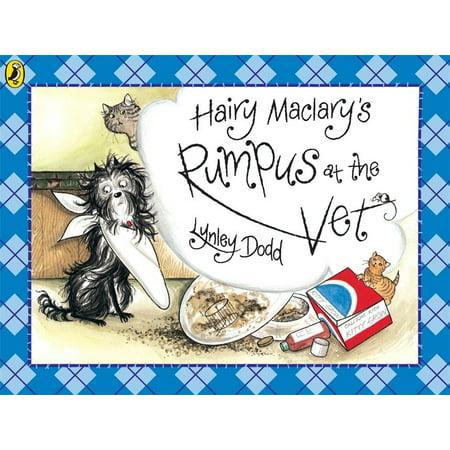 Hairy Maclary Rumpus At the Vet - Hairy Feet