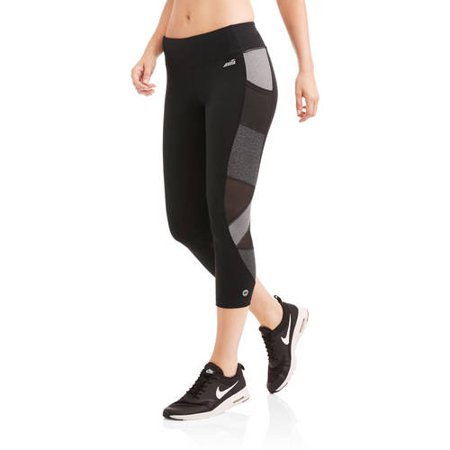Avia Women's Active Performance Capri Leggings