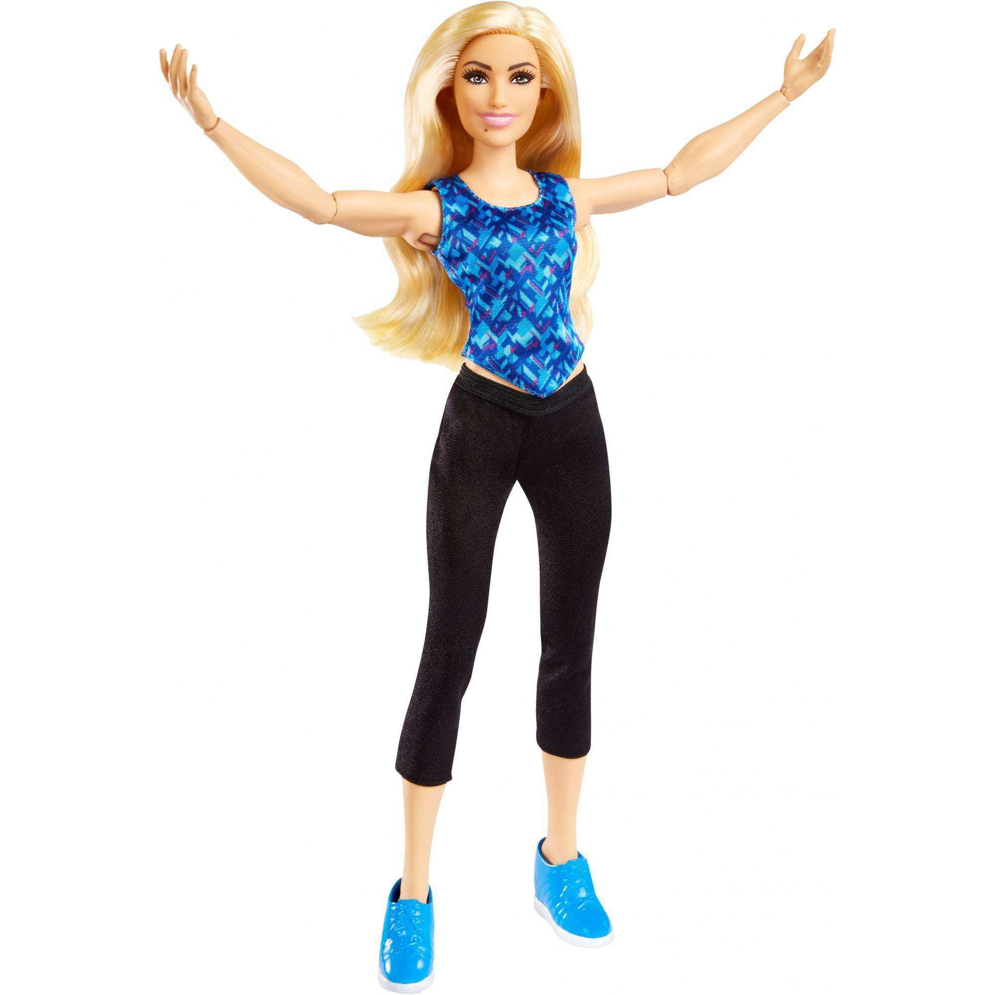 WWE Superstars Charlotte Flair Doll by Supplier Generic