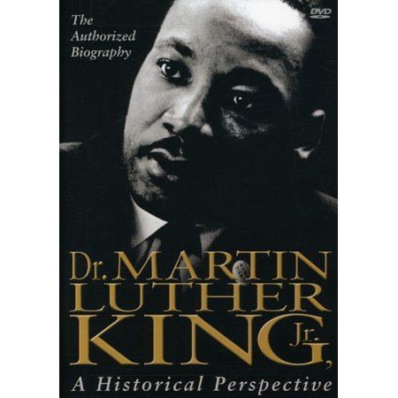 Martin Luther King: Historical Perspective (DVD) - Halloween Martin Luther