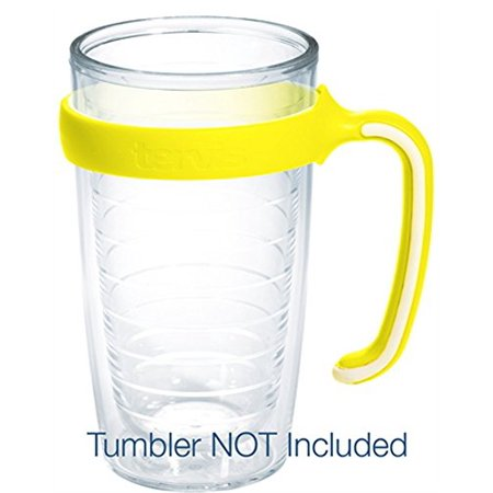 Tervis Tumbler Neon Yellow Handle Accessory 16Oz