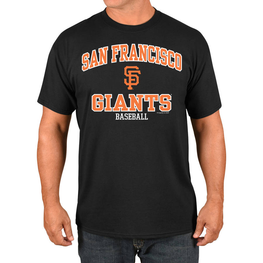 MLB San Francisco Giants Big Men's Basic Tee