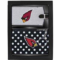 Aminco Women's Sports 2-Piece Travel Set, Cardinals