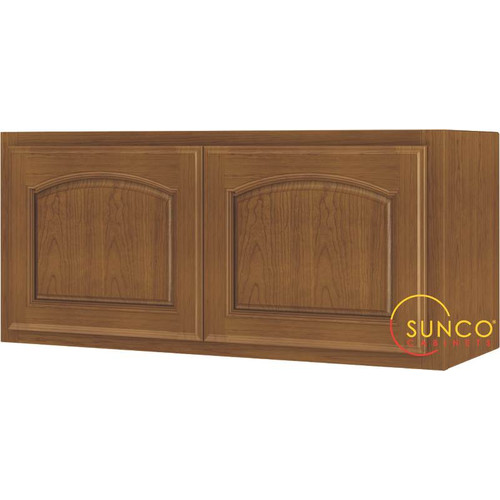 Sunco Inc. 15.32'' x 34.22'' Kitchen Wall Cabinet