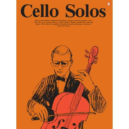Cello Solos - eBook
