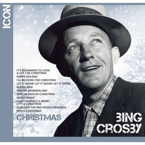 Icon Series: Christmas - Bing Crosby