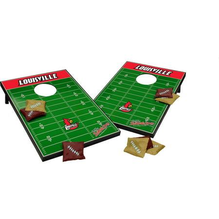 Louisville Cardinals Tailgater Mat (Wild Sports Collegiate Louisville Cardinals 2x3 Field Tailgate)