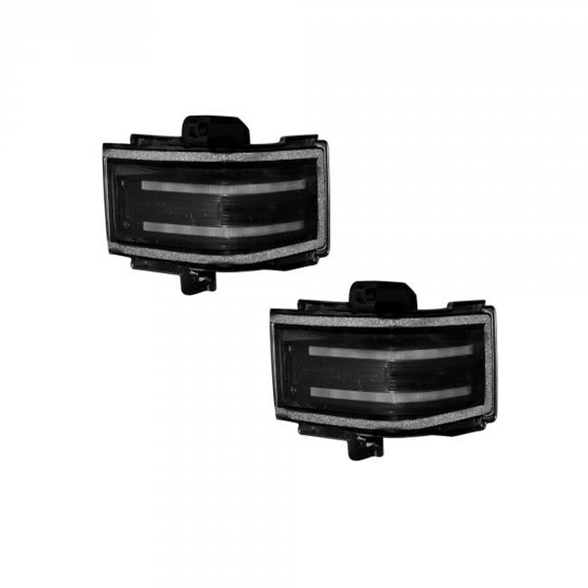 Recon Truck Accessories Rec264245whbkx