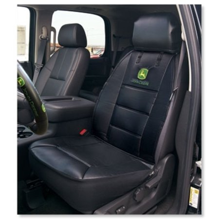 John Deere Sideless Car Seat Cover, By Plasticolor