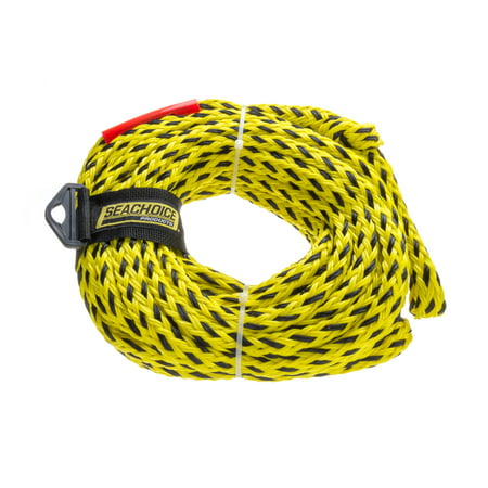 Seachoice 86671 Heavy Duty Tow Rope 6K Tensile Strength 60'