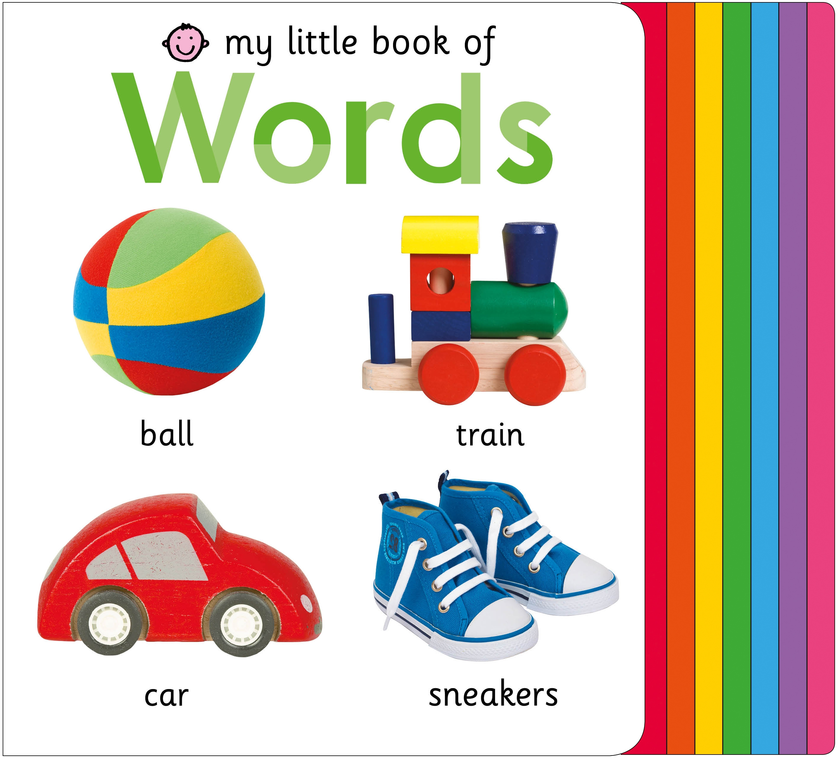 My Little Book of Words (Board Book)