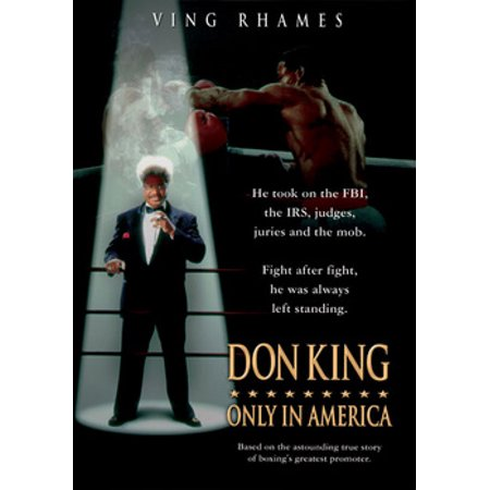 Don King: Only In America (DVD)