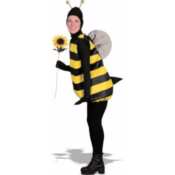 Party Novelties Halloween Costumes (Complete Bumblebee Adult Halloween)