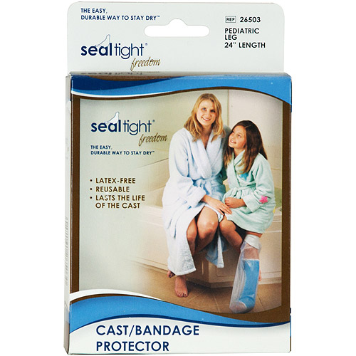 Seal-Tight Freedom Cast and Wound Protector Pediatric Leg