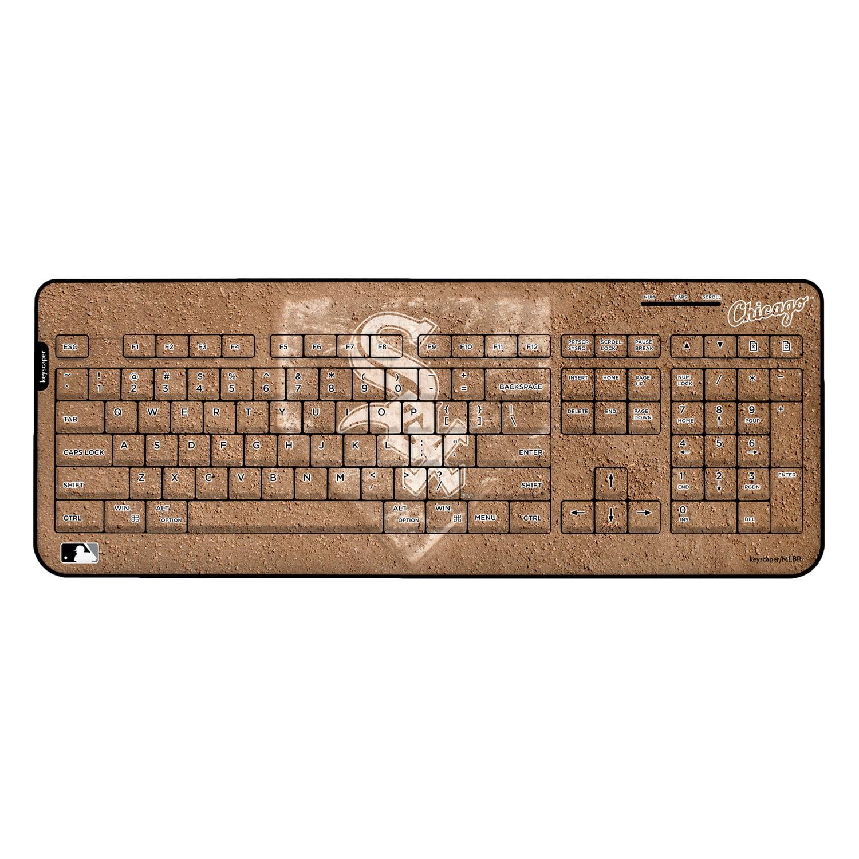 Chicago White Sox Wireless USB Keyboard MLB
