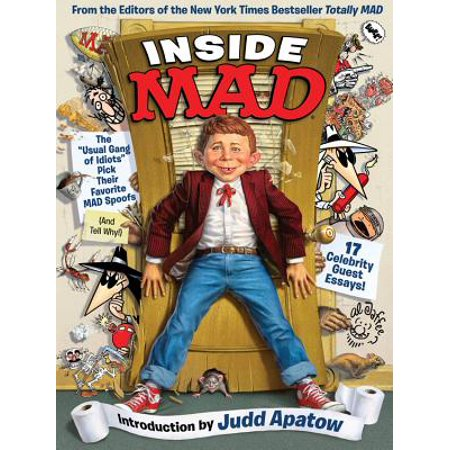 """Inside Mad : The """"usual Gang of Idiots"""" Pick Their Favorite Mad Spoofs"""
