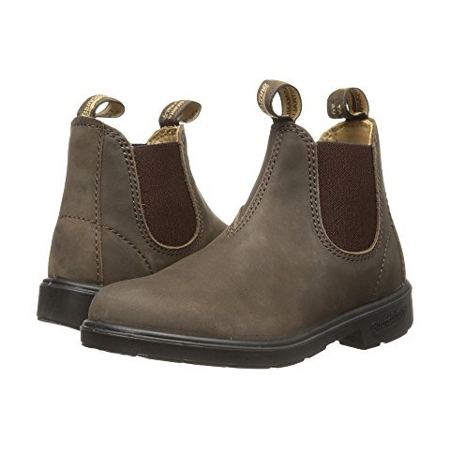 Blundstone Leather Pull-On Boot (Little Kid/Big Kid)