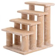 New MTN-G Cat Tree Pet Ramp Stairs Ladder Safety Steps Climbing Frame Staircase Portable