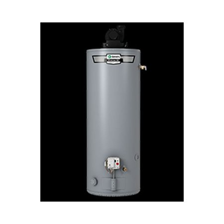 A.O. Smith GPVL-50 Proline Non-Condensing Power Vent 50 Gal High Efficiency Natural Gas Water Heater Ao Smith Power Vent