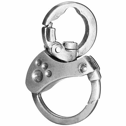 Petmate Doskocil Co. Inc. Tagnabbit Quick Release Tag Ring