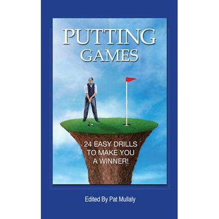 Putt Game - Putting Games - eBook