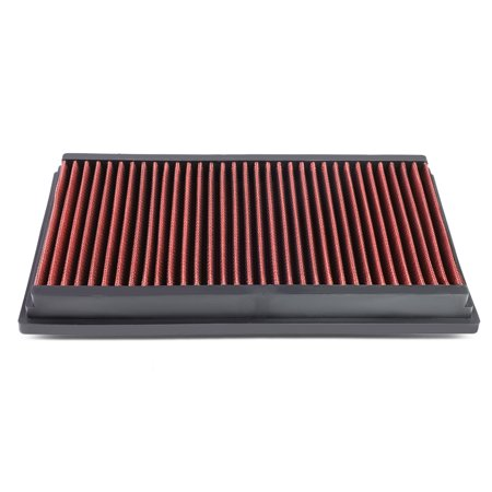 Jaguar XF / XJ / XFR / XJR / S-TYPE / Vandan Plas Reusable & Washable Replacement High Flow Drop-in Air Filter (Red) Jaguar Van Den Plas Distributor