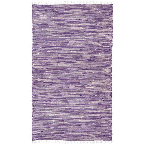 St. Croix Complex Purple Area Rug