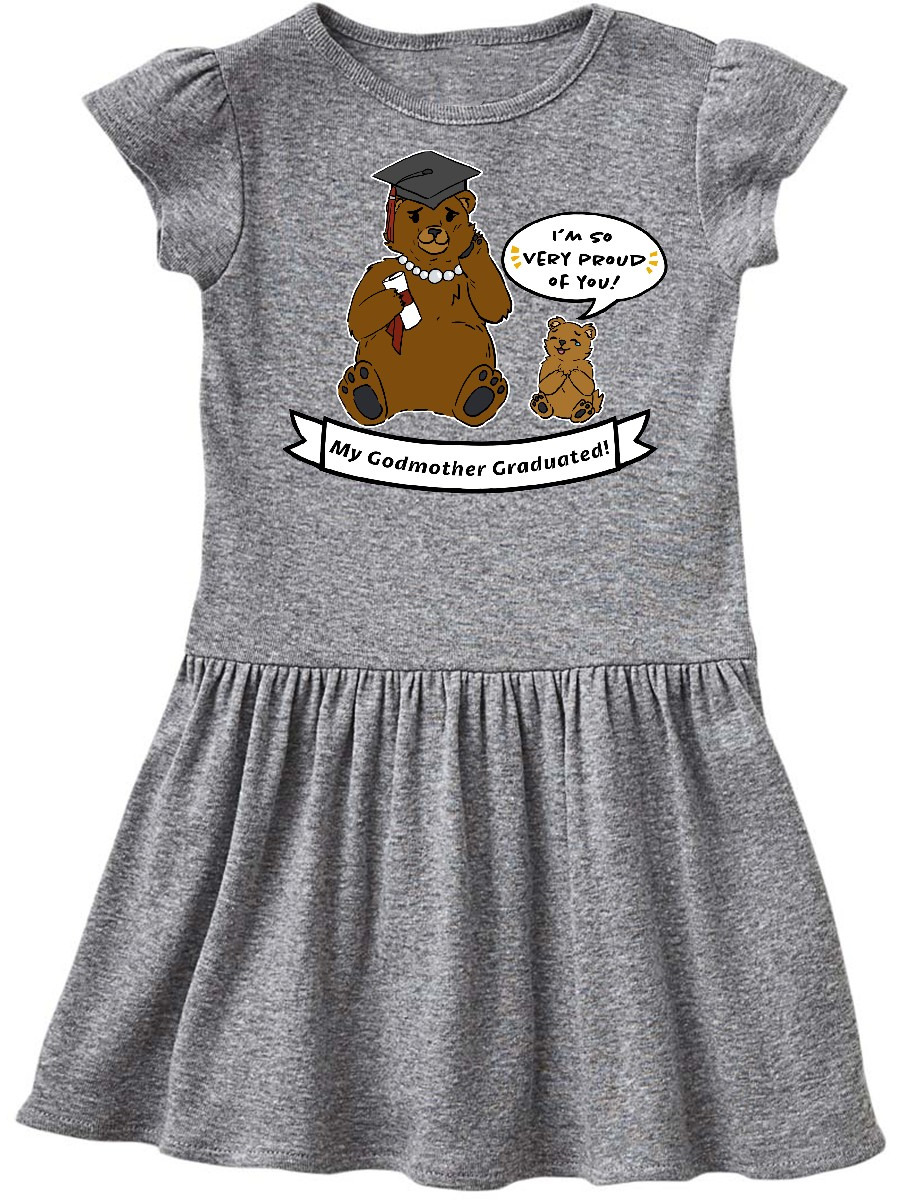 inktastic Im So Very Proud of You-My Father Graduated Bears Baby T-Shirt