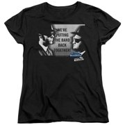 The Blues Brothers Band Womens Short Sleeve Shirt