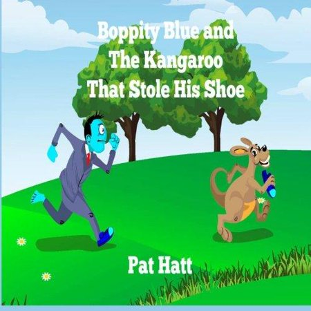 Boppity Blue and the Kangaroo That Stole His Shoe - image 1 de 1