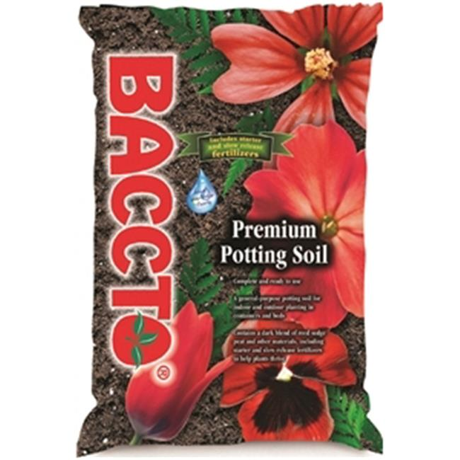 Michigan Peat Company 1227P Soil Potting Premium 8Qt Bag