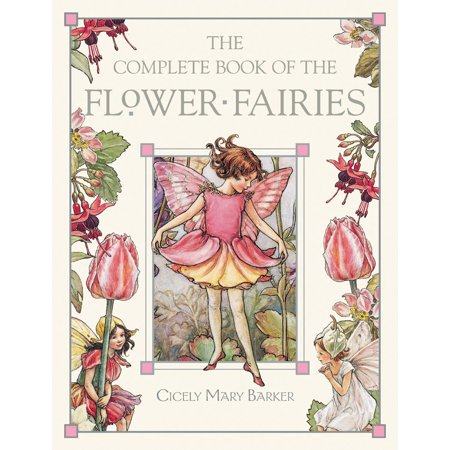 Cicely Mary Barker Fairies (The Complete Book of the Flower Fairies (Revised))