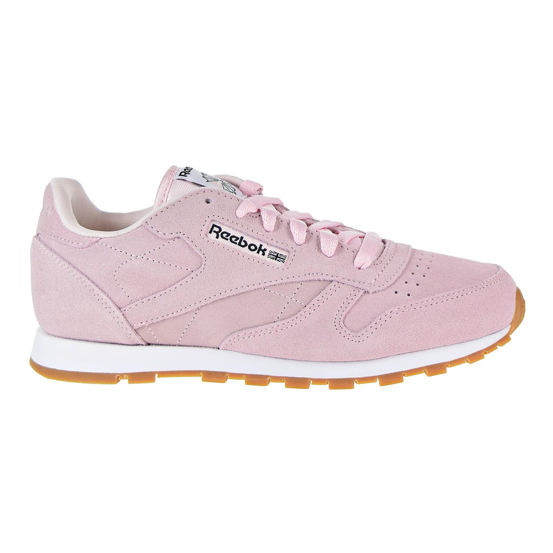 pink classic reeboks