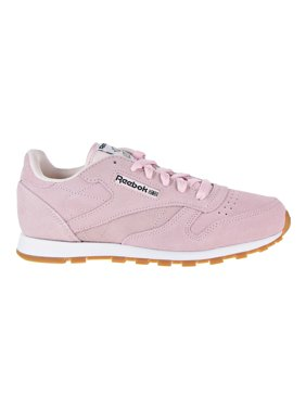 fecc8ee4d56 Product Image Reebok Classic Leather Pastels Big Kid s Shoes Pink Classic  White cn0569